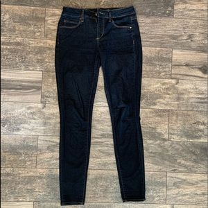 Articles Of Society dark wash skinny jeans size 26